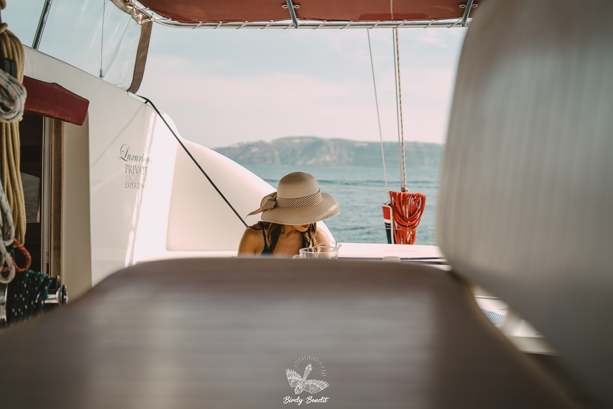 ELOPEMENT SHOOTING SANTORINI 76 - Santorini Elopement - Reportage Photos Alice & Simon - Santorini Elopement