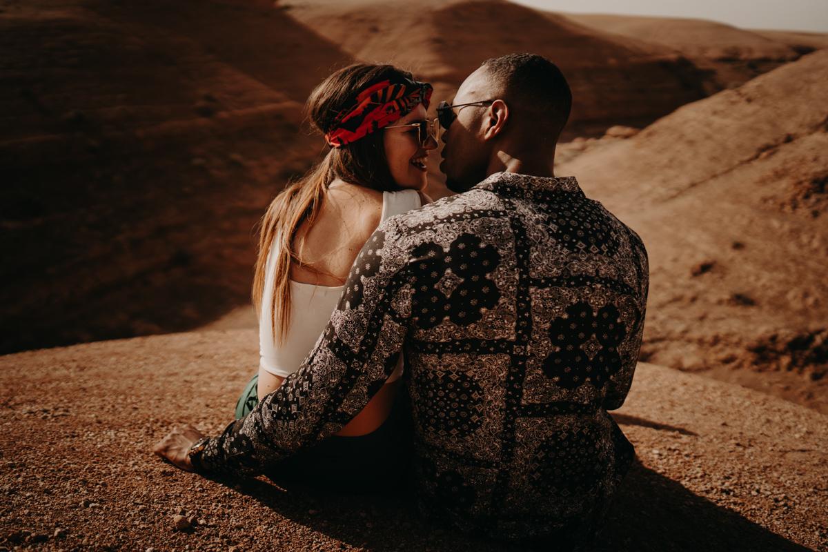 Elopement marrakech latw5 158 - Wedding - Désert d'Agafay et jardin Majorelle - Un elopement à Marrakech