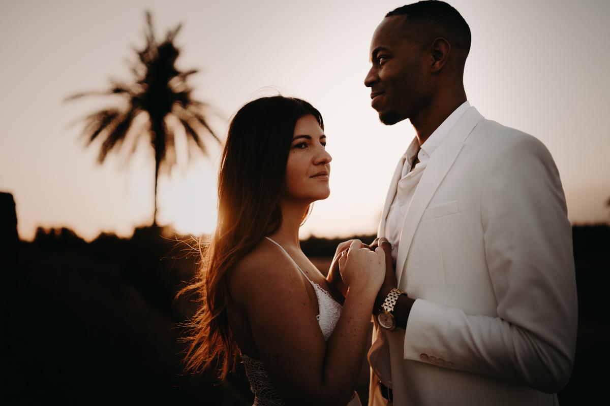 Elopement marrakech latw5 51 - Wedding - Désert d'Agafay et jardin Majorelle - Un elopement à Marrakech