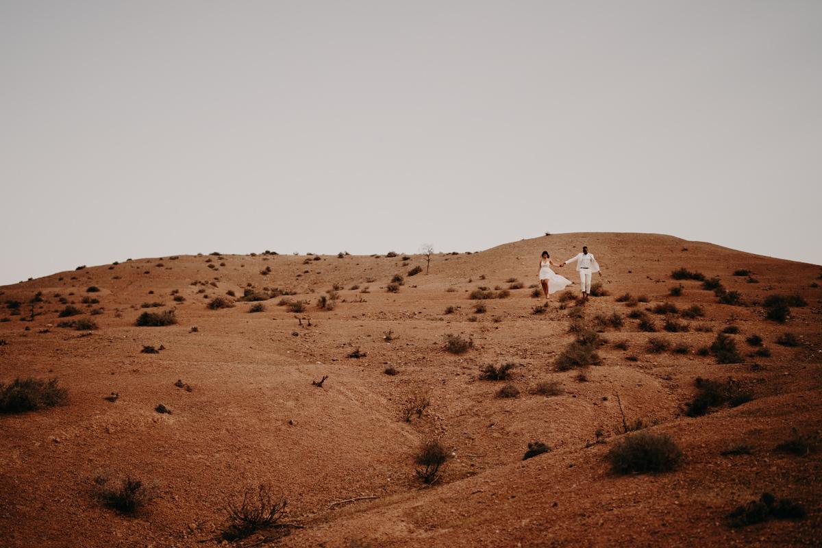 Elopement marrakech latw5 76 1 - Wedding - Désert d'Agafay et jardin Majorelle - Un elopement à Marrakech