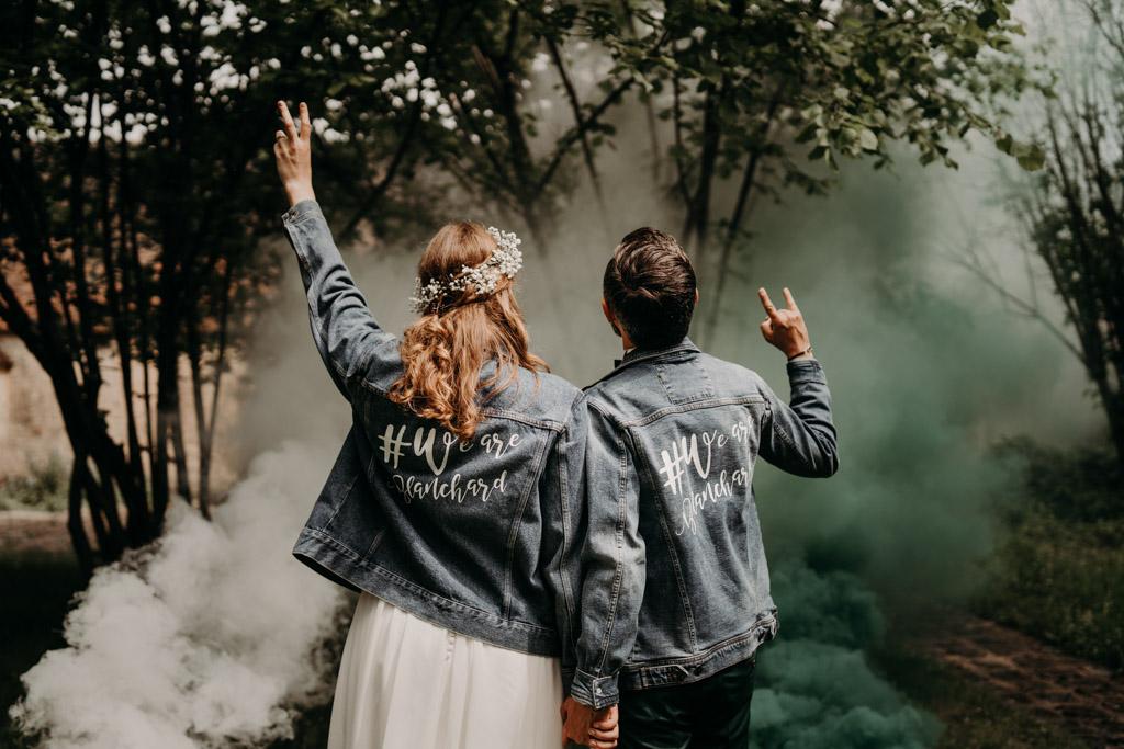 mariage commanderie de dormelles ile de france laurée and the wolf hip hop hiphop thug