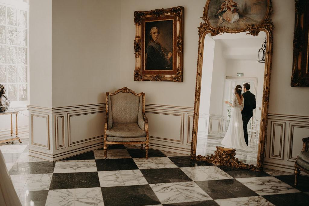 LaureneAndTheWolf Chateau Robernier 67 1024x683 - Mariage au Château de Robernier