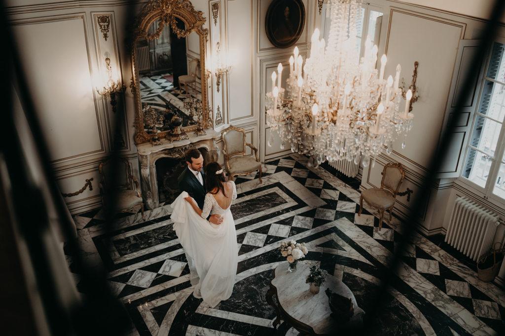 LaureneAndTheWolf Chateau Robernier 69 1024x683 - Mariage au Château de Robernier