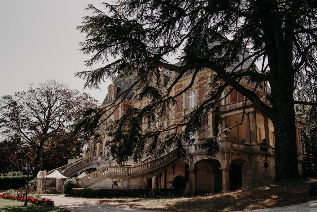 LaureneAndTheWolf chateau Bouffemont Paris 1024x683 - Mariage au Château de Bouffémont - FR
