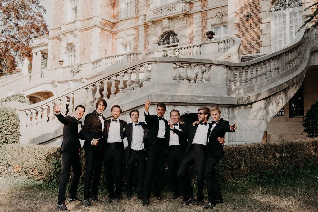 LaureneAndTheWolf chateau Bouffemont Paris 69 1024x683 - Mariage au Château de Bouffémont - FR