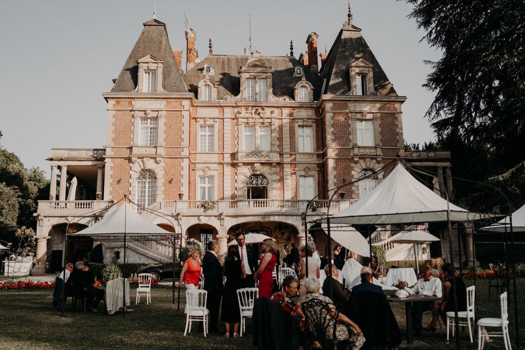 LaureneAndTheWolf chateau Bouffemont Paris 80 1024x683 - Mariage au Château de Bouffémont - FR