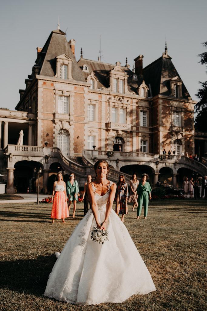 LaureneAndTheWolf chateau Bouffemont Paris 82 683x1024 - Mariage au Château de Bouffémont - FR