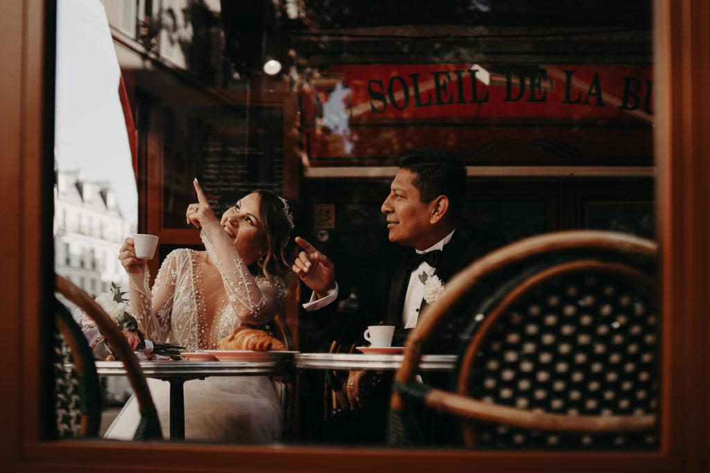 LaureneAndTheWolf montmartre tour eiffel Paris 58 1 1024x683 - Elopement à Paris - shooting Tour Eiffel, Montmartre, FR