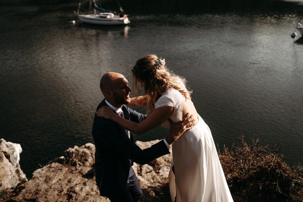 LaureneAndTheWolf Chateau Kerambleiz mariage 101 1024x683 - Mariage C+A au château de Kerambleiz en bretagne