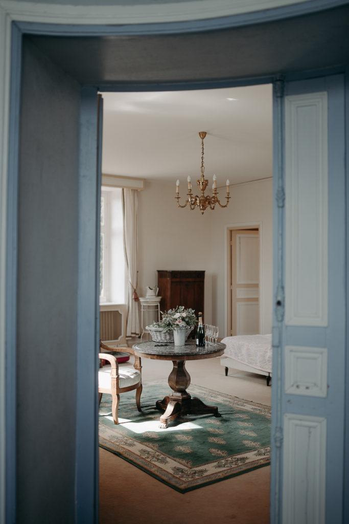 Mariage chateau de Kerambleiz loups bretagne finistère photographe dada wedding planner