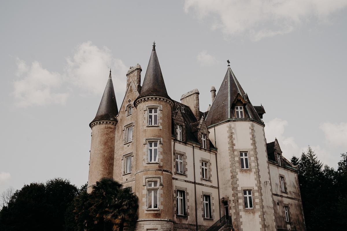 Mariage château de Kerambleiz Bretagne