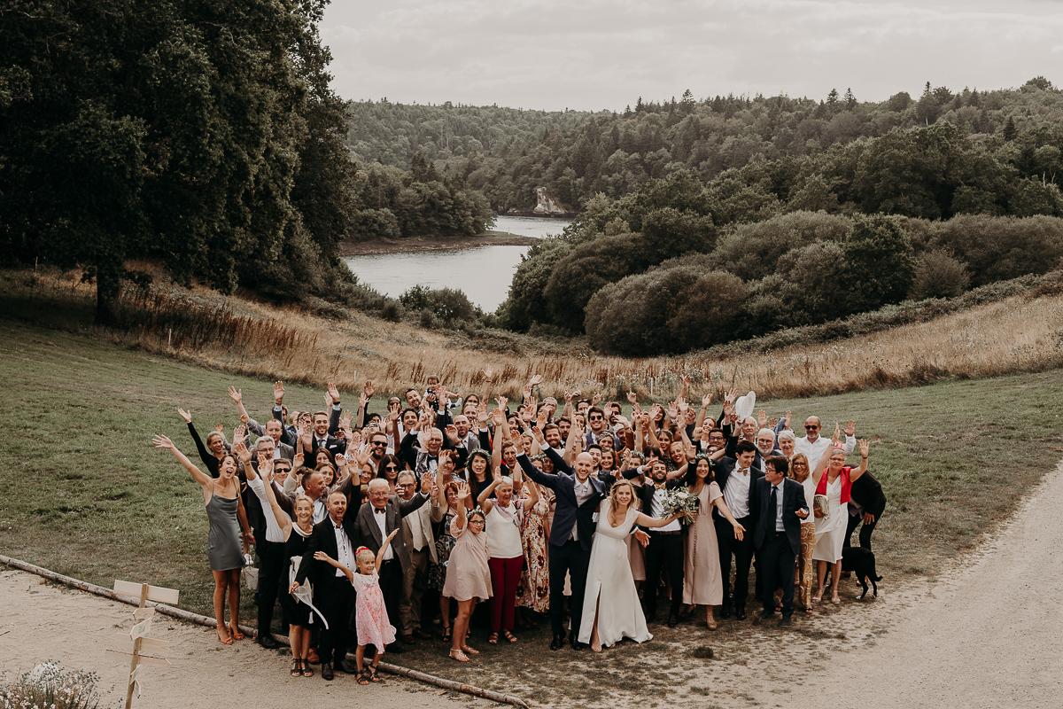 LaureneAndTheWolf Chateau Kerambleiz mariage 92 - Top 10 des plus beaux lieux pour votre mariage en France