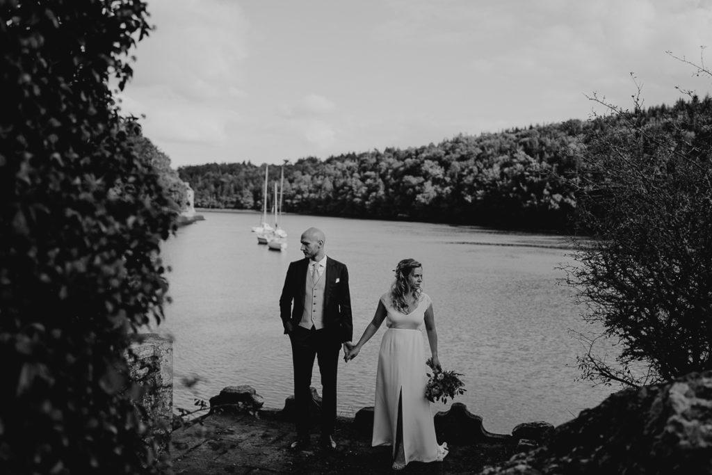 LaureneAndTheWolf Chateau Kerambleiz mariage 99 1024x683 - Mariage C+A au château de Kerambleiz en bretagne