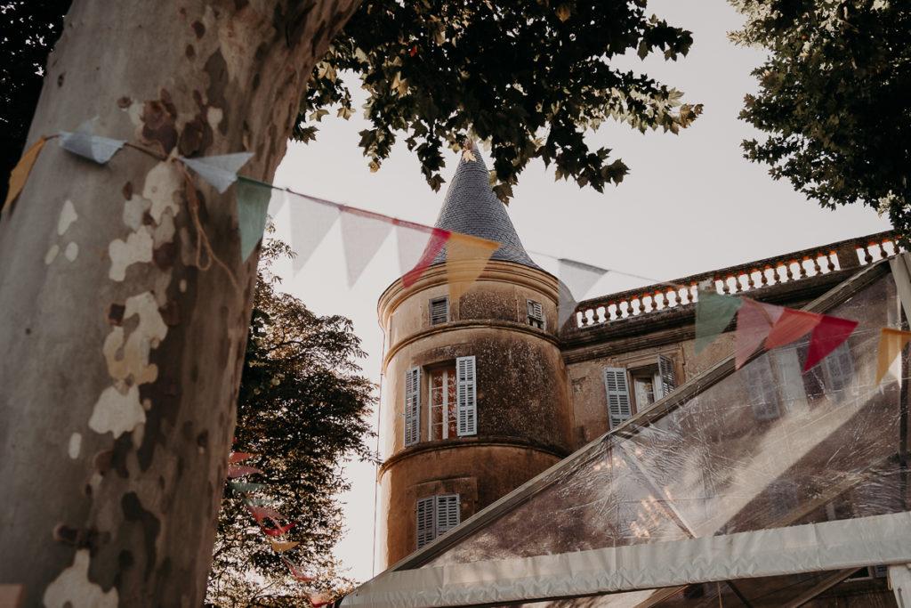 laurene and the wolf chateau robernier 7 1024x683 - Château de Robernier - Mariage L&C