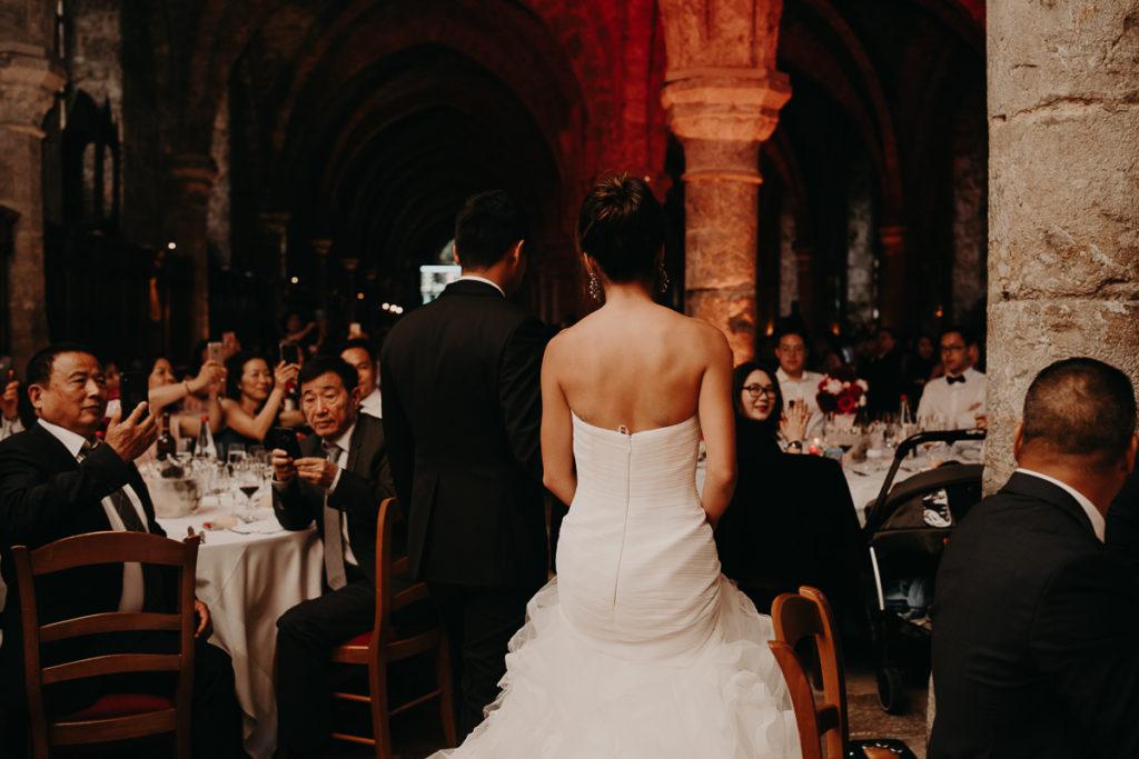 laurene and the wolf abbaye des vaux de cernay 120 1024x683 - Mariage à l'Abbaye des Vaux de Cernay : Alice et Simon