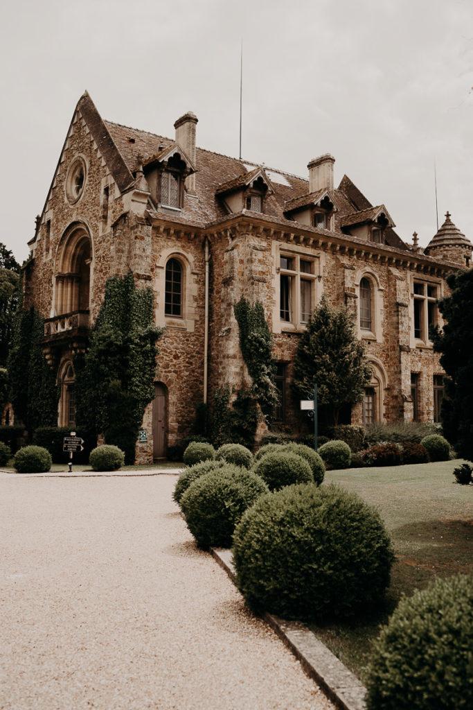 laurene and the wolf abbaye des vaux de cernay 19 683x1024 - Les plus beaux lieux de réception mariage en Ile de France et à Paris