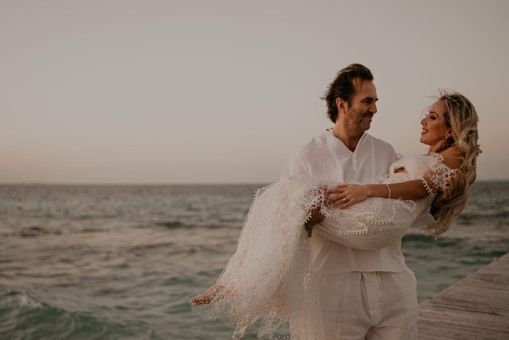 laurene and the wolf mariage boheme cancun mexique 144 1024x683 - Mariage bohème à Cancùn : Norma et Brian