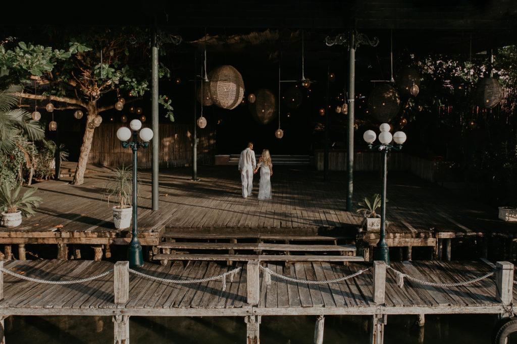 laurene and the wolf mariage boheme cancun mexique 171 1024x682 - Mariage champêtre, mariage bohème, mariage vintage...définissez votre thème !