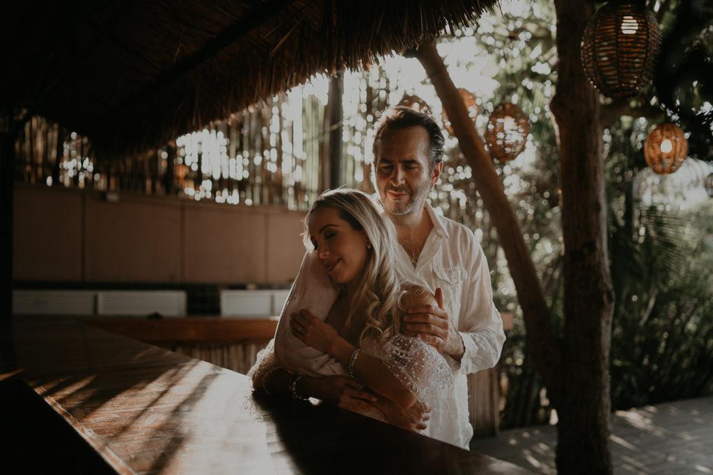 laurene and the wolf mariage boheme cancun mexique 25 1024x683 - Mariage champêtre, mariage bohème, mariage vintage...définissez votre thème !