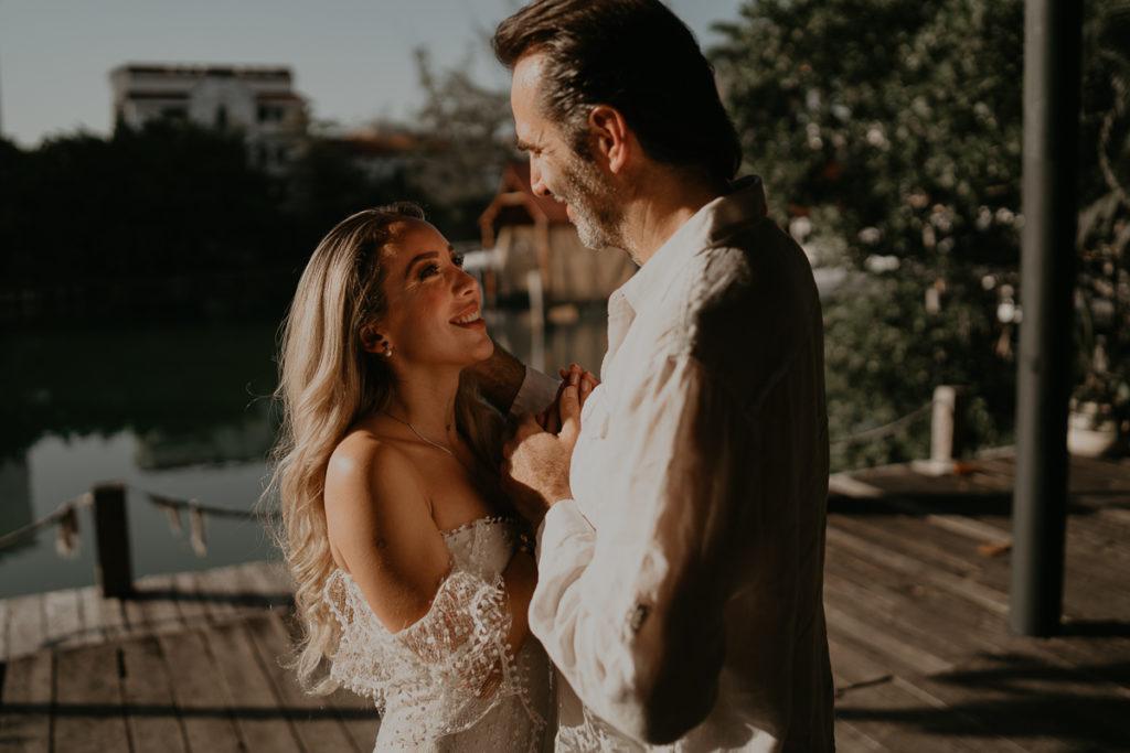 laurene and the wolf mariage boheme cancun mexique 33 1024x683 - Mariage bohème à Cancùn : Norma et Brian