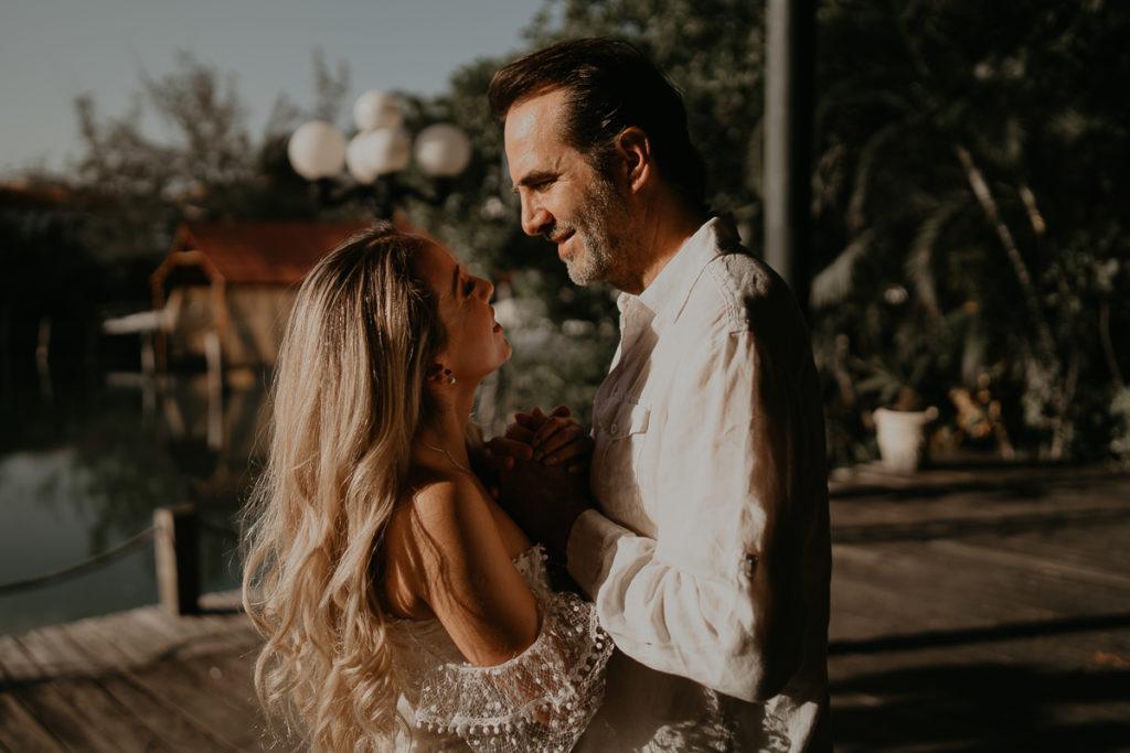 laurene and the wolf mariage boheme cancun mexique 34 1024x683 - Mariage bohème à Cancùn : Norma et Brian