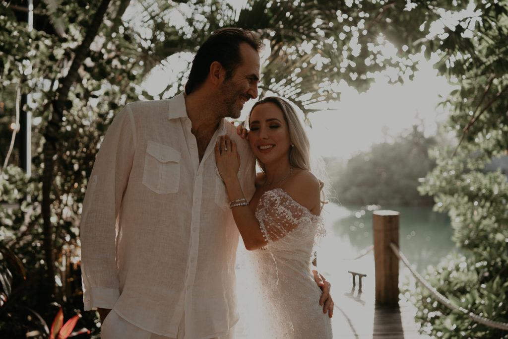 laurene and the wolf mariage boheme cancun mexique 52 1024x683 - Mariage bohème à Cancùn : Norma et Brian