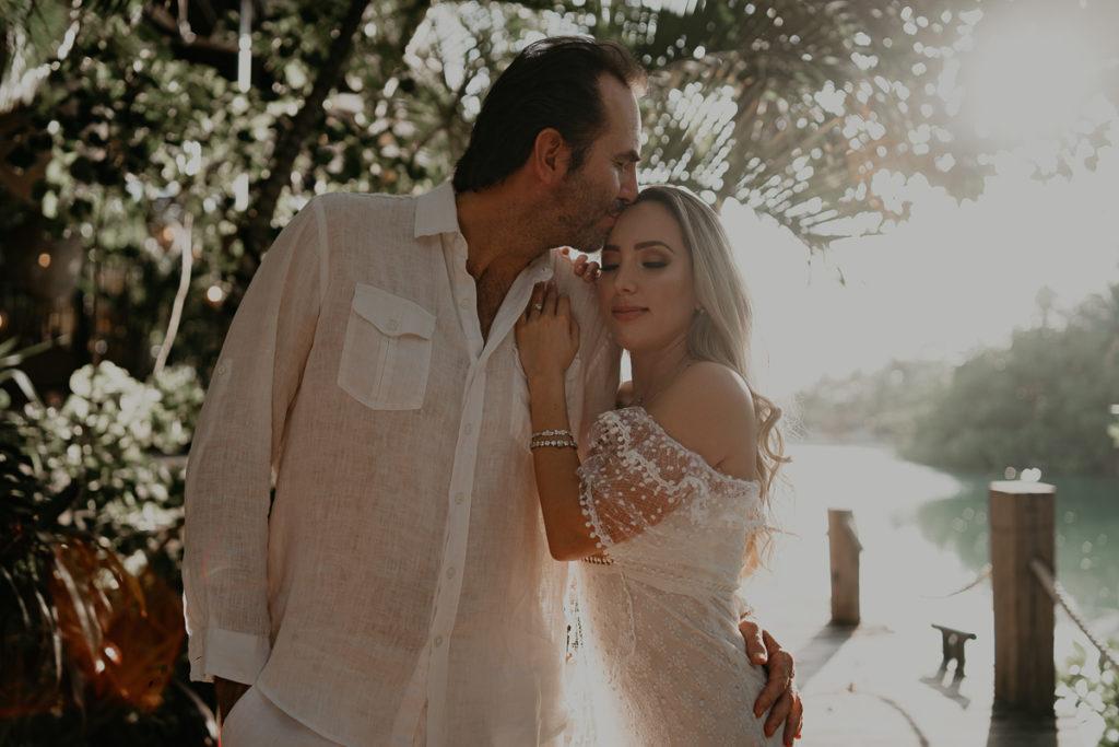 laurene and the wolf mariage boheme cancun mexique 54 1024x683 - Mariage bohème à Cancùn : Norma et Brian