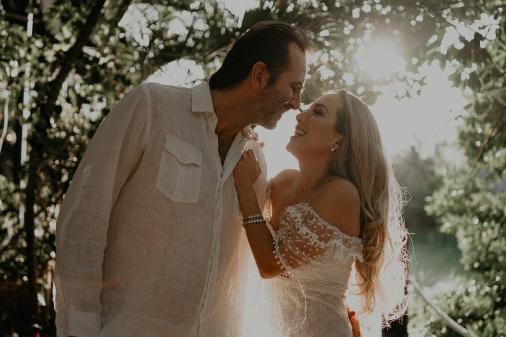 laurene and the wolf mariage boheme cancun mexique 59 1024x683 - Mariage bohème à Cancùn : Norma et Brian