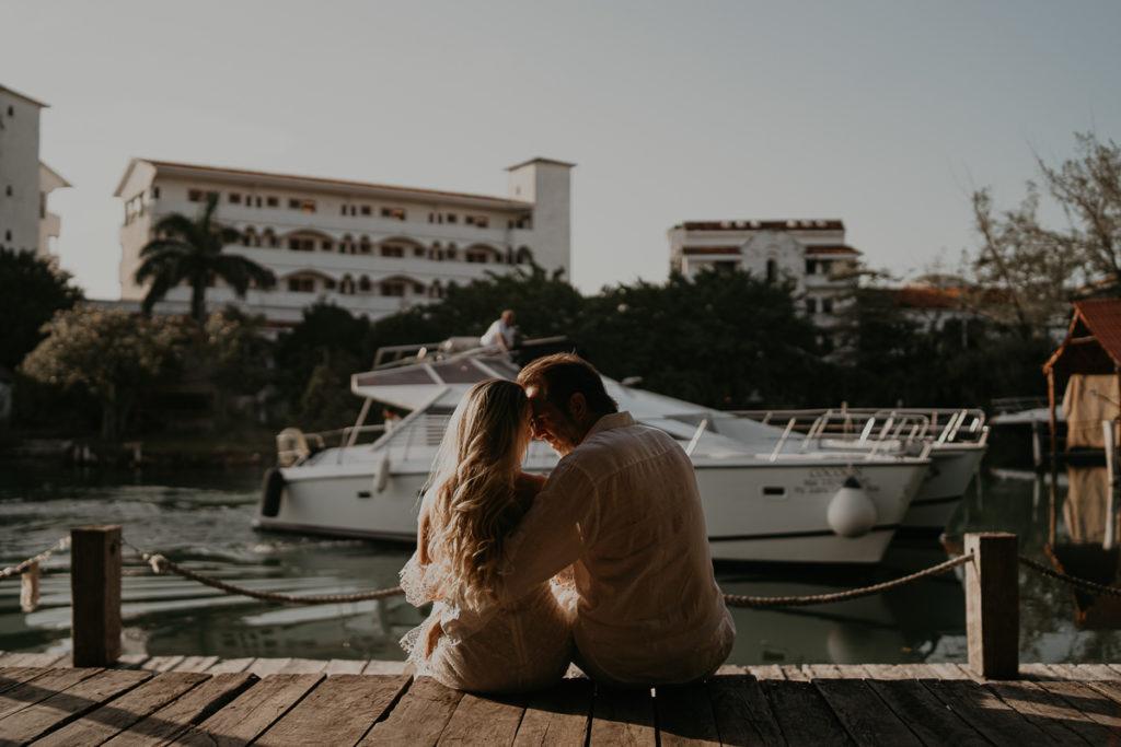 laurene and the wolf mariage boheme cancun mexique 65 1024x683 - Mariage bohème à Cancùn : Norma et Brian