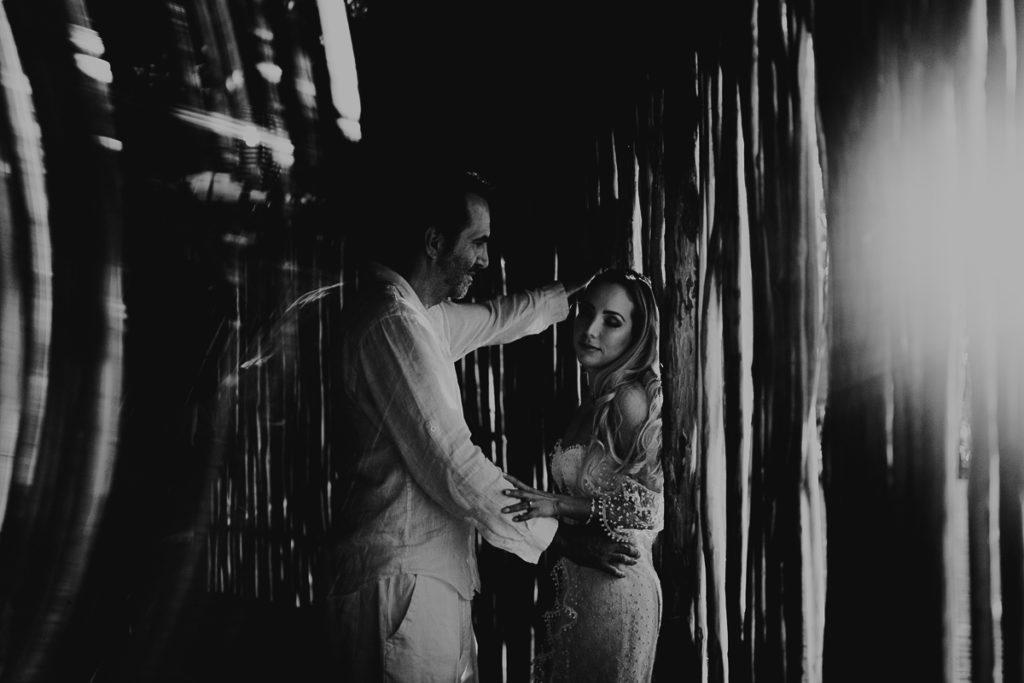 laurene and the wolf mariage boheme cancun mexique 95 1024x683 - Mariage bohème à Cancùn : Norma et Brian