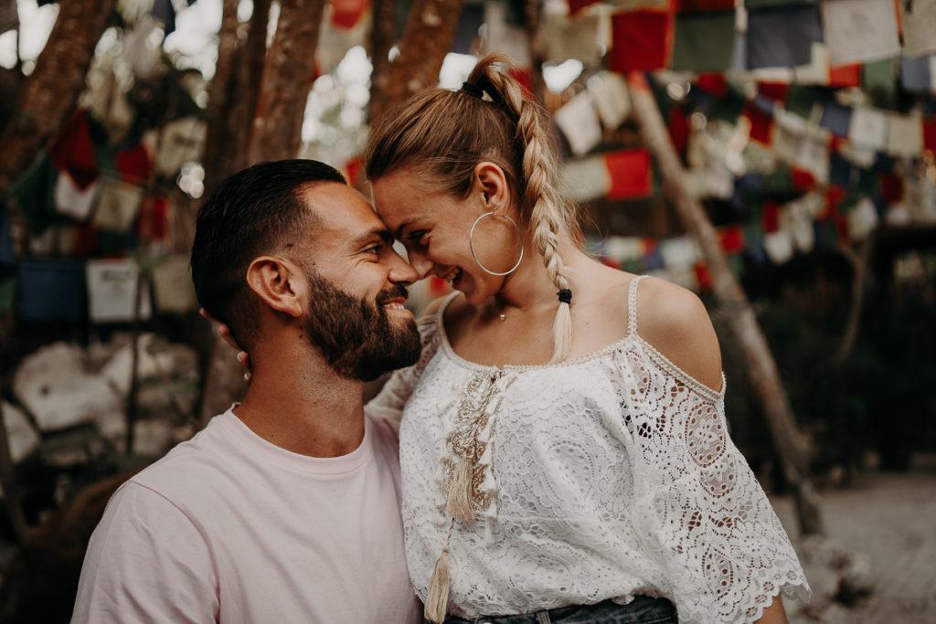elopement tulum mexique wedding 16 1024x683 - Elopement Tulum, Mexique : Emma et Jérémy