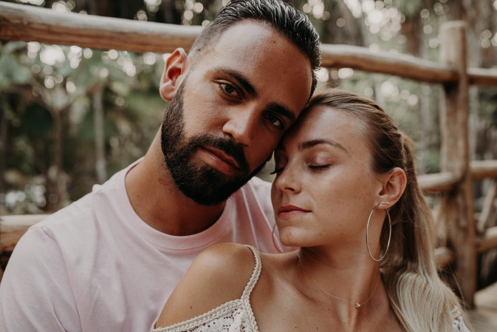 elopement tulum mexique wedding 24 1024x683 - Elopement Tulum, Mexique : Emma et Jérémy