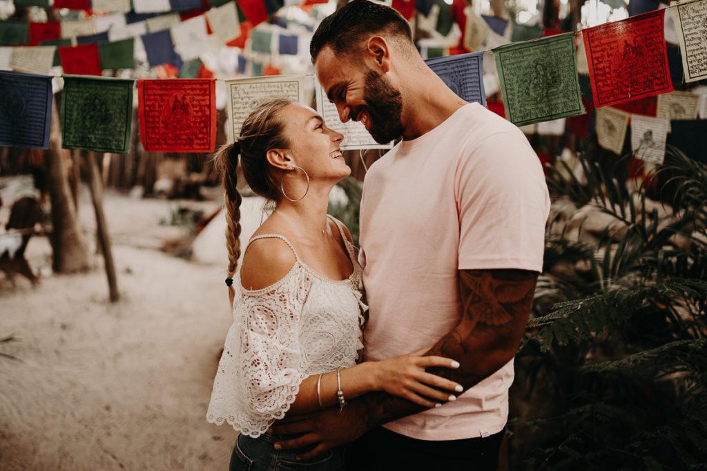 elopement tulum mexique wedding 6 1024x683 - Elopement Tulum, Mexique : Emma et Jérémy