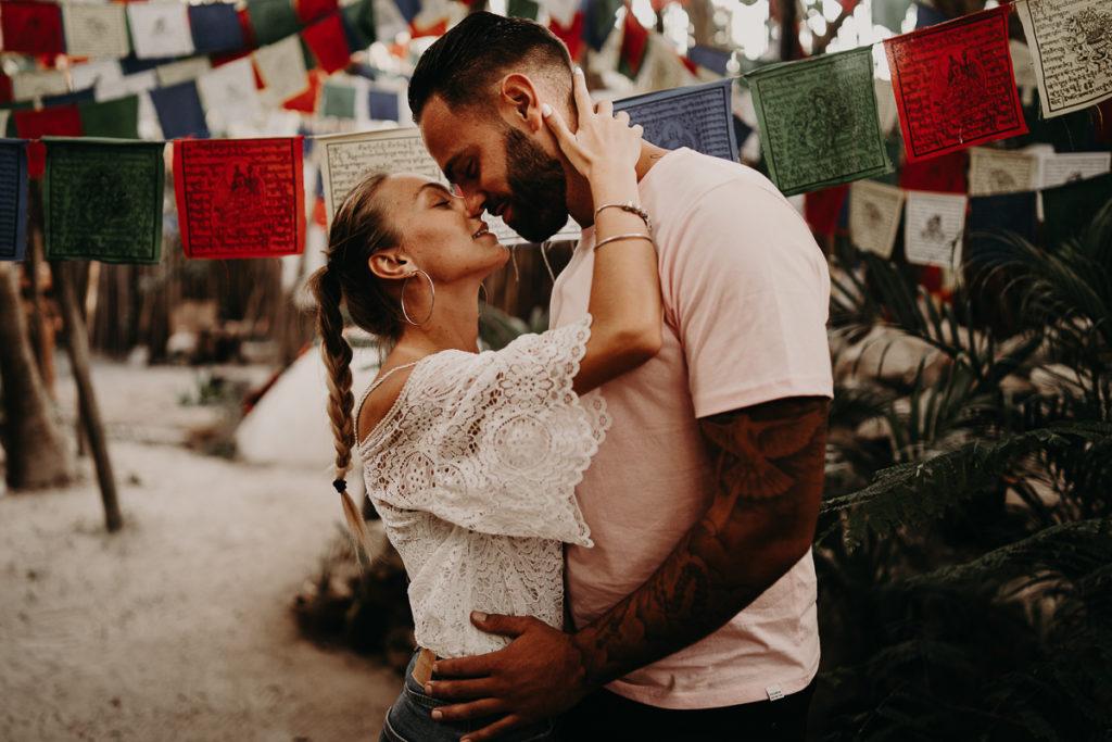 elopement tulum mexique wedding 9 1024x683 - Elopement Tulum, Mexique : Emma et Jérémy