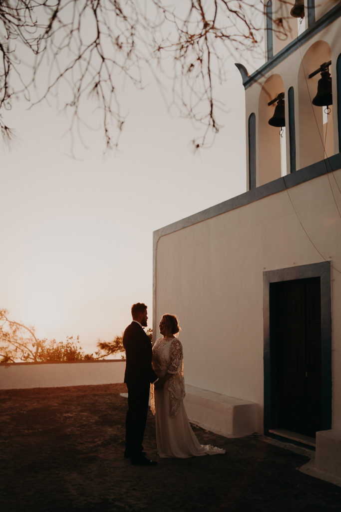 laurene and the wolf elopement santorin julia and evita 141 683x1024 - Santorini elopement : Katie + James
