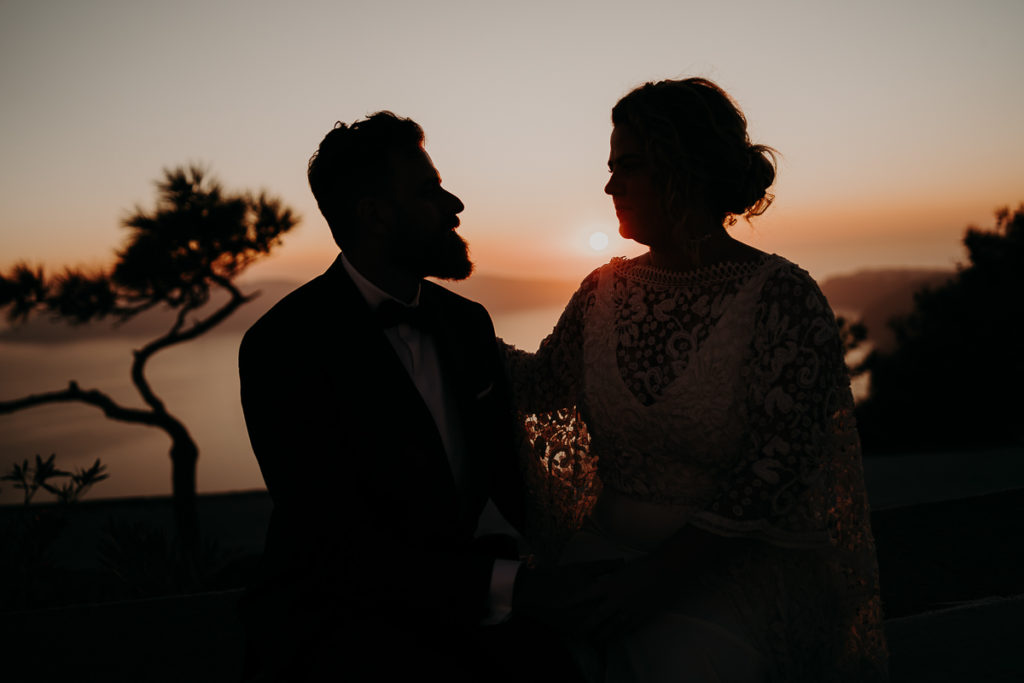 laurene and the wolf elopement santorin julia and evita 146 1024x683 - Santorini elopement : Katie + James