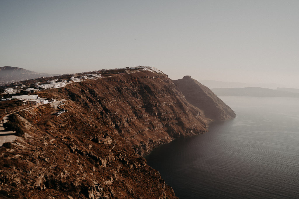 laurene and the wolf elopement santorin julia and evita 75 1 1024x683 - Santorini elopement : Katie + James