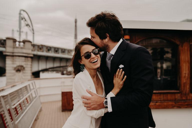 laurene and the wolf photographe paris cool 768x512 - 10 idées pour des photos de mariage cool et stylées