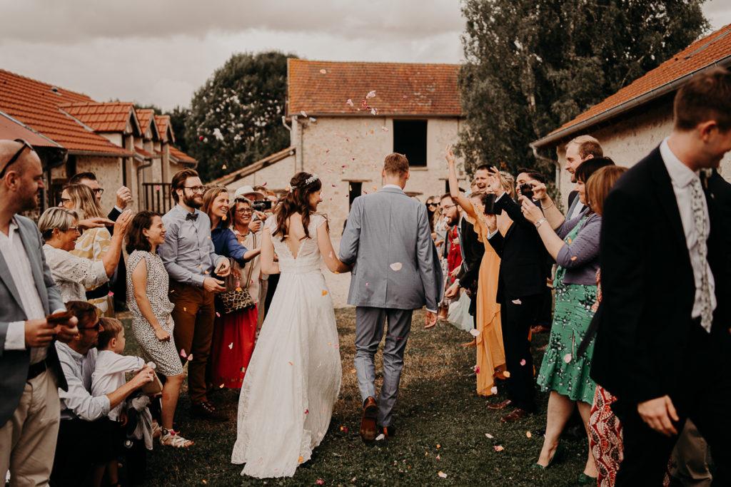 laurene and the wolf mariage domaine de brunel 16 1024x683 - Mariage champêtre, mariage bohème, mariage vintage...définissez votre thème !