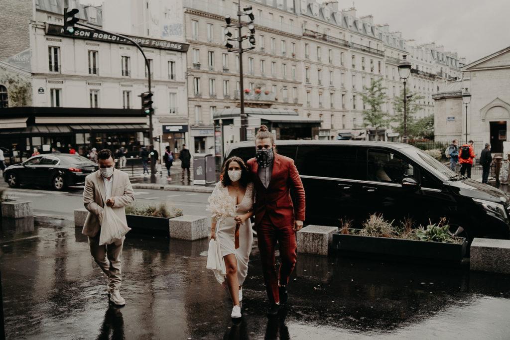 mariage paris urbain boheme 153 1024x683 - Mariage bohème et urbain à Paris
