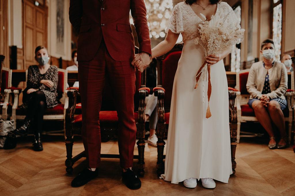 mariage paris urbain boheme 196 1024x683 - Mariage bohème et urbain à Paris