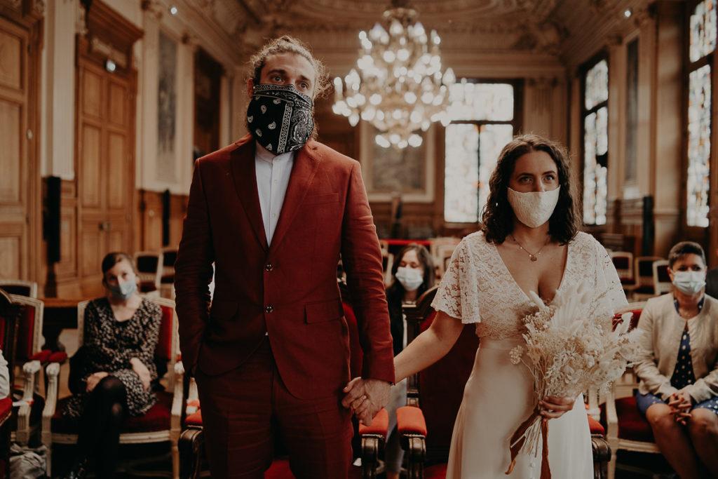 mariage paris urbain boheme 197 1024x683 - Mariage bohème et urbain à Paris