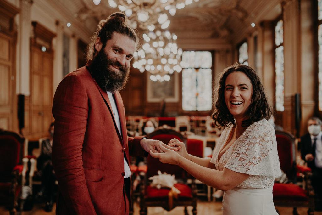 mariage paris urbain boheme 223 1024x683 - Mariage bohème et urbain à Paris