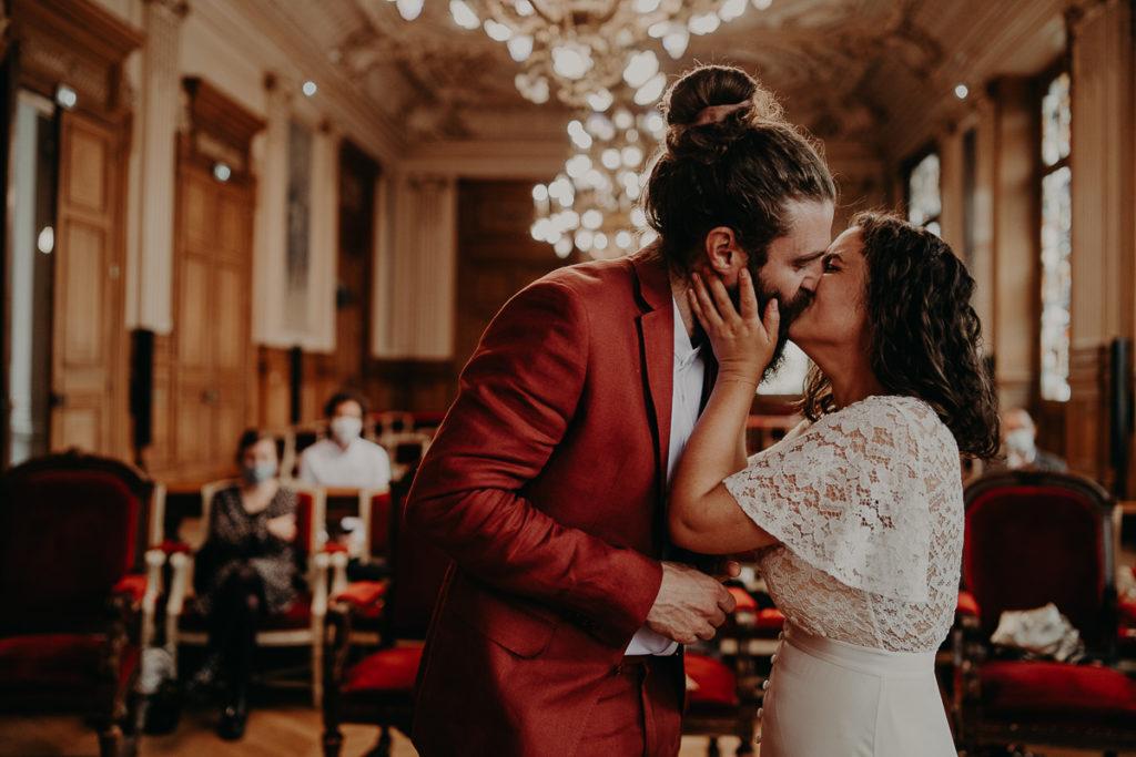 mariage paris urbain boheme 225 1024x683 - Mariage bohème et urbain à Paris