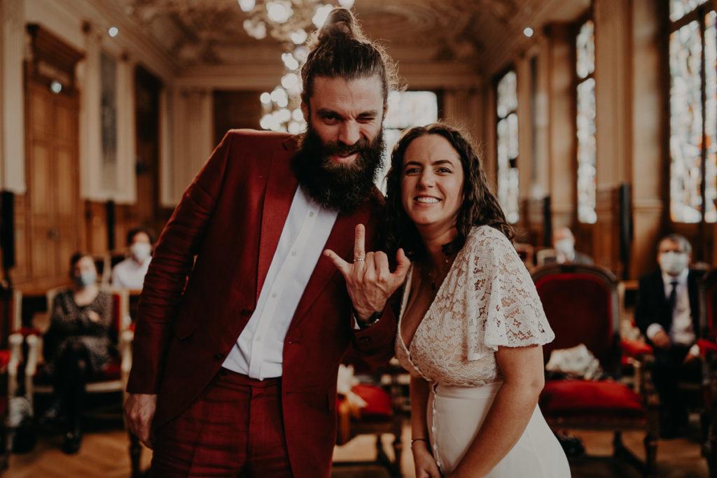 mariage paris urbain boheme 226 1024x683 - Mariage bohème et urbain à Paris