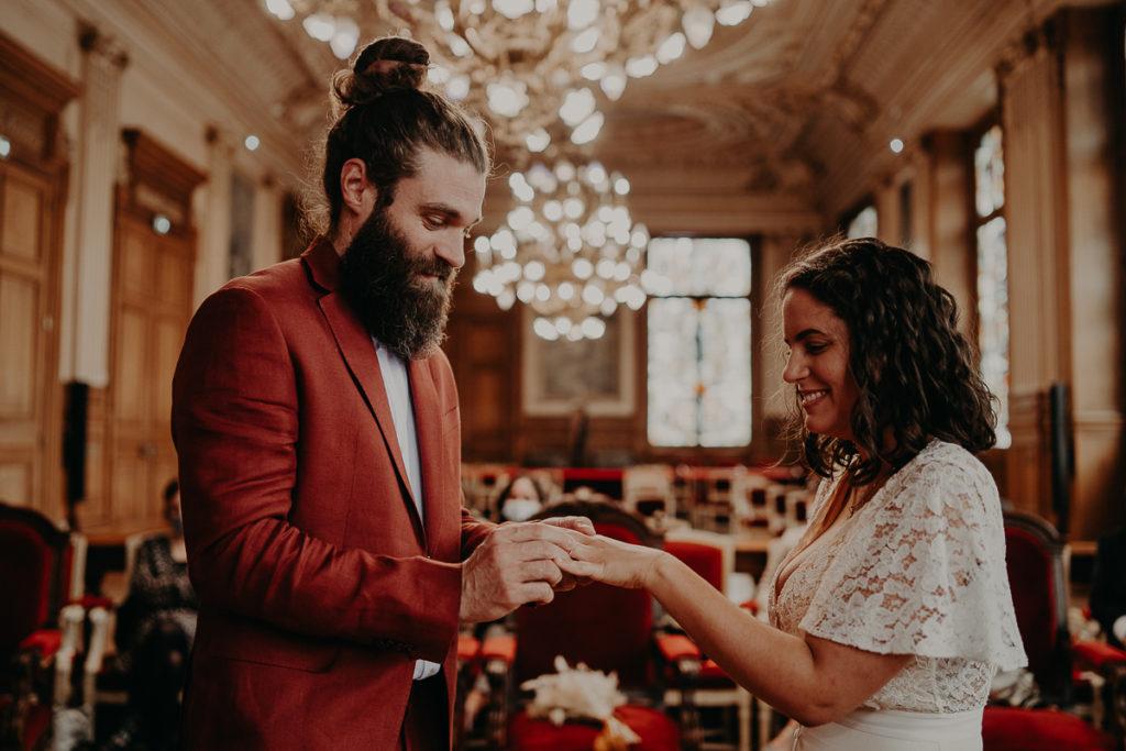 mariage paris urbain boheme 228 1024x683 - Mariage bohème et urbain à Paris