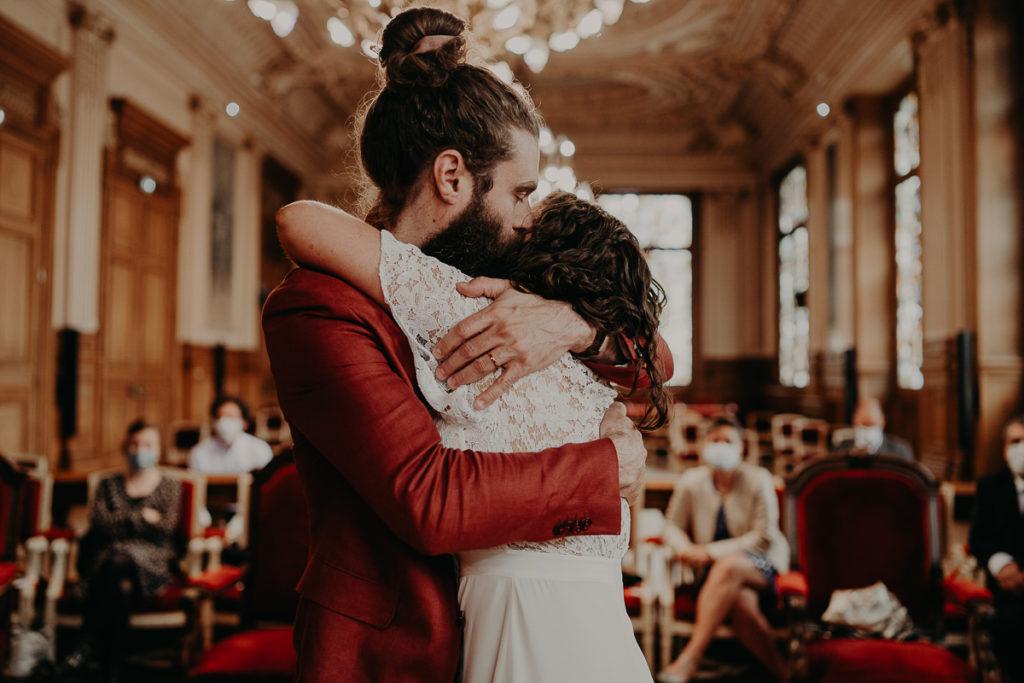 mariage paris urbain boheme 230 1024x683 - Mariage bohème et urbain à Paris