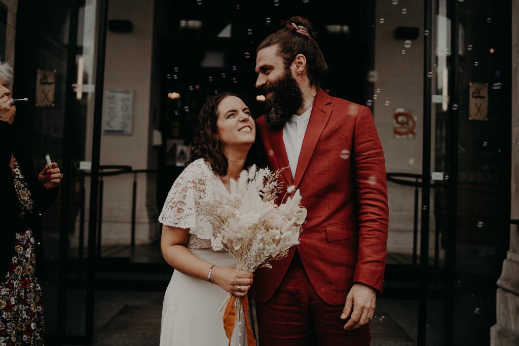 mariage paris urbain boheme 254 1024x683 - Mariage bohème et urbain à Paris