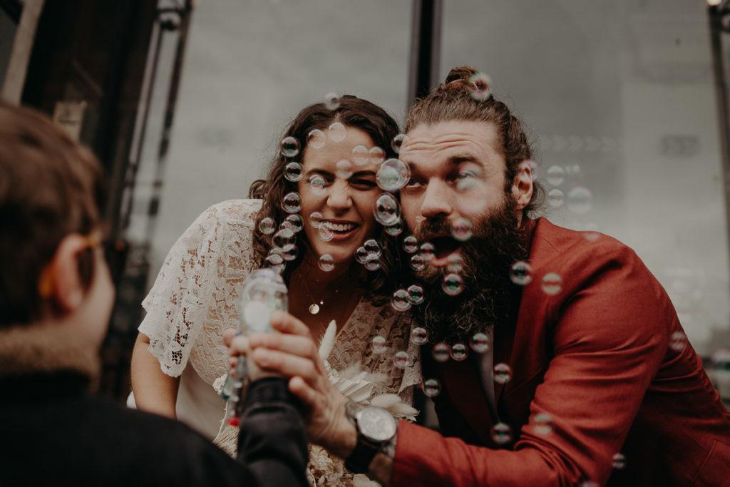 mariage paris urbain boheme 269 1024x683 - Mariage bohème et urbain à Paris