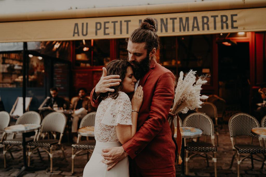mariage paris urbain boheme 297 1024x683 - Mariage bohème et urbain à Paris